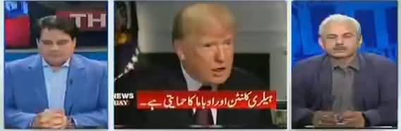 The Reporters (Donald Trump Vs Imran Khan) - 20th November 2018