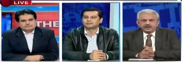 The Reporters (Dr. Shahid Masood Ke Inkishafat) - 29th January 2018
