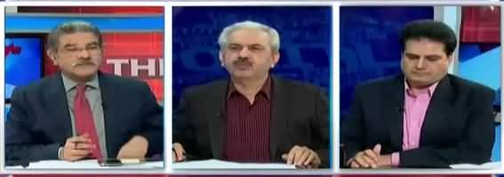 The Reporters (Dr. Tahir ul Qadri Ka Nawaz Sharif Ko Jawab) - 20th December 2017