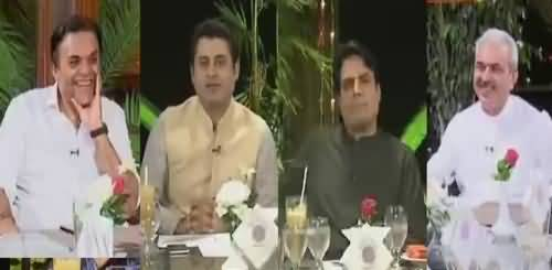 The Reporters (Eid Special With Kashif Abbasi, Arif Bhatti & Others) - 22nd August 2018