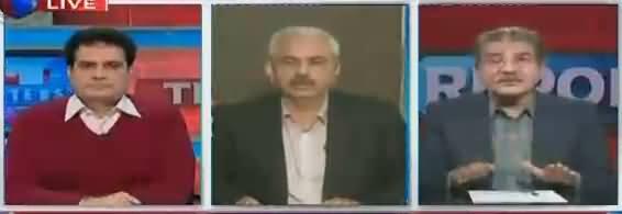 The Reporters (Fauj Ko Bulane Ka Maqsad Kia Tha?) - 27th November 2017