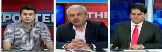 The Reporters (Fawad Hassan Fawad Arrested) - 5th July 2018