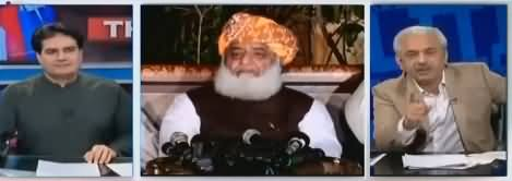 The Reporters (Fazal ur Rehman Ka Elan e Jang) - 30th April 2019