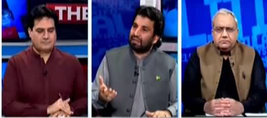 The Reporters (Fight In National Assembly) - 15th June 2021