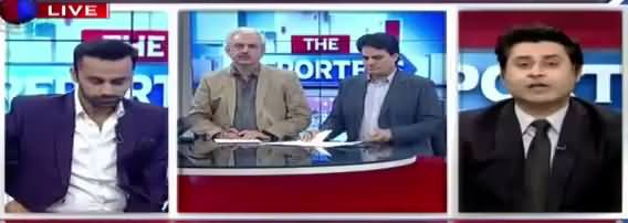 The Reporters (Hakumati Ittehad Ko Shakist) - 12th March 2018