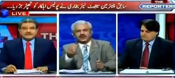 The Reporters (Hamid Mir Ne Kuch Saal Pehle Bata Diya Tha) – 4th May 2016