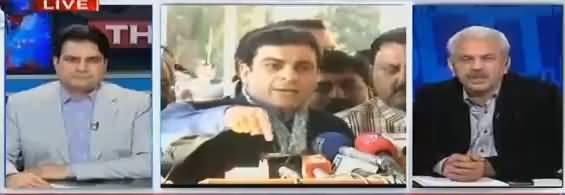 The Reporters (Hamza Shahbaz Ki PTI Ko Offer) - 9th January 2019
