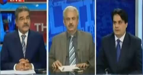 The Reporters (Imran Khan Ka 2 November Ko Dharne Ka Elan) – 17th October 2016