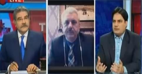 The Reporters (Imran Khan Ka Raiwind March Ka Elan) – 19th September 2016