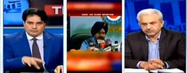 The Reporters (India & Israil Were Going to Attack Pakistan) - 4th March 2018
