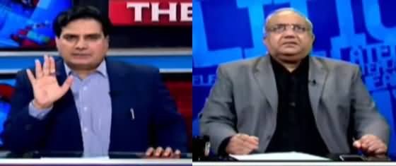 The Reporters (Indian Media's Propaganda Against Pakistan) - 8th September 2021