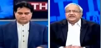 The Reporters (Inside Story of Shahbaz Sharif's Appearance in NAB) - 9th June 2020