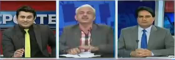The Reporters (Is Imran Khan's Selection of Team Correct?) - 28th August 2018