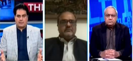 The Reporters (Is Jahangir Tareen Being Targeted) - 8th April 2021