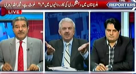 The Reporters (Is RAW Involved in Quetta Terrorism?) - 8th August 2016