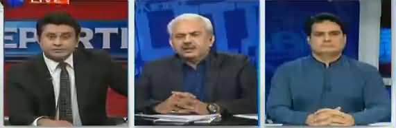 The Reporters (Ishaq Dar Ko Wapis Laane Ka Case) - 6th September 2018