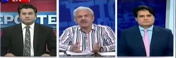 The Reporters (Ishaq Dar's Senator-ship Suspended) - 8th May 2018