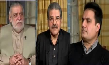 The Reporters (Mir Zafarullah Jamali Exclusive Interview) - 16th November 2017