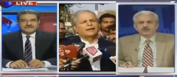 The Reporters (Javed Hashmi's Allegations) - 2nd January 2017