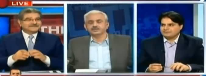 The Reporters (JIT Ke Baad Kia Aane Wala Hai) - 27th April 2017