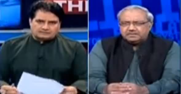 The Reporters (Judge Scandal, PMLN Ko Ulta Par Gaya) - 18th July 2019