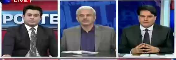 The Reporters (Justice Nasir ul Mulk Caretaker PM) - 28th May 2018