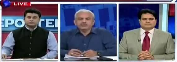 The Reporters (Kala Dhan Safaid Karein) - 5th April 2018