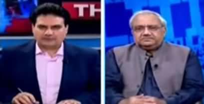 The Reporters (Karachi Flooded, Nawaz Sharif's Return) - 25th August 2020