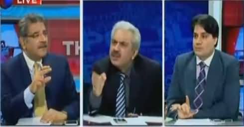 The Reporters (Kaun Kis Se Muk Muka Kare Ga) – 7th April 2016