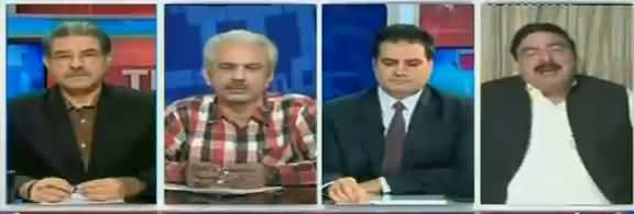 The Reporters (Khatam e Nabuwat Tarmeem Kis Ne Ki) - 9th November 2017