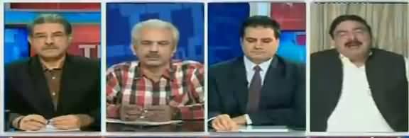 The Reporters (Khatam e Nabuwat Tarmeem Kis Ne Ki) - 9th November 2017