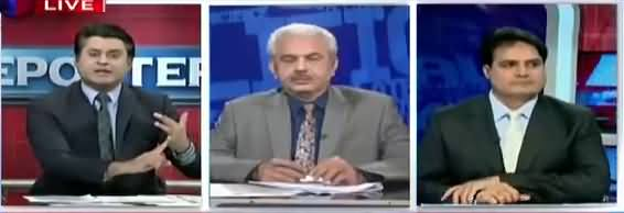 The Reporters (Khawaja Asif Bhi Siasat Se Out) - 26th April 2018