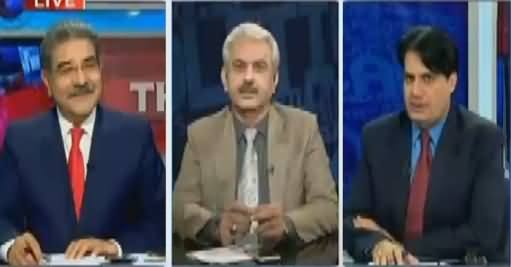 The Reporters (Khursheed Shah Ko Burhan Wani ka Nahi Pata) – 5th October 2016