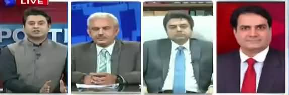 The Reporters (Kia Election Waqt Per Honge?) - 19th April 2018
