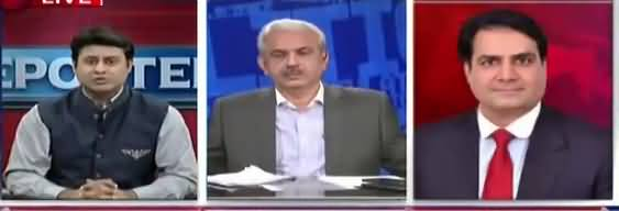 The Reporters (Kia Nawaz Sharif Ko Saza Hogi?) - 12th April 2018