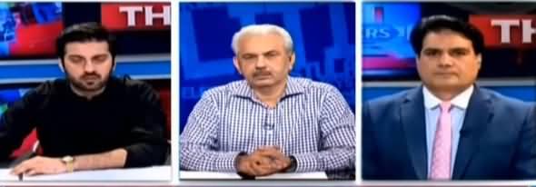 The Reporters (Kia Nawaz Sharif Ne Atom Bomb Banaya?) - 28th May 2019
