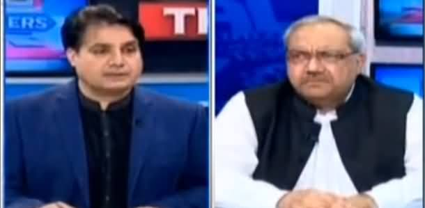 The Reporters (Kia PPP Maulana Ka Sath De Gi?) - 30th July 2019
