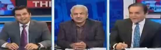 The Reporters (Kot Lakhpat Jail, Nawaz Sharif Se Mulaqat Ka Din) - 10th January 2019