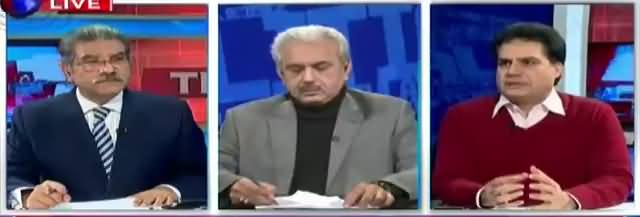 The Reporters (Kulbhushan Yadav & Other Issues) - 25th December 2017