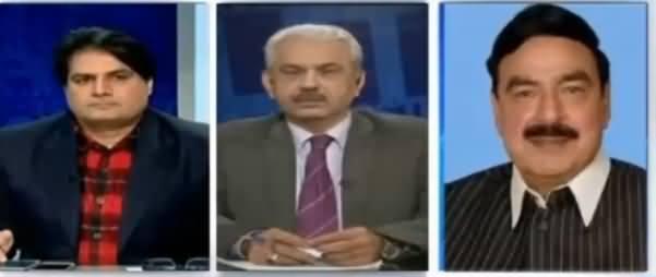 The Reporters (Laal Haveli Khali Karne Ka Hukm) – 24th January 2017