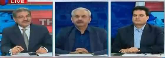 The Reporters (Lahore Dharne Ke Peeche Kaun?) - 29th November 2017