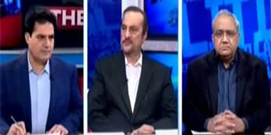 The Reporters (Mafroor Nawaz Sharif Ki Siasi Sargarmiyan) - 29th September 2020