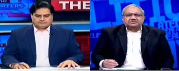 The Reporters (Maryam Nawaz Ki Adalat Mein Paishi) - 1st September 2021