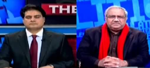 The Reporters (Maryam Nawaz Ki Dhamkian) - 24th February 2021
