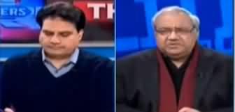 The Reporters (Maryam Nawaz Ki Khawaja Asif Se Talakh Kalami) - 15th January 2020