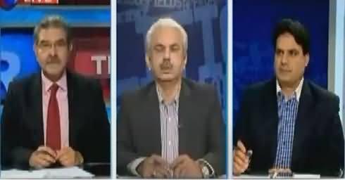 The Reporters (Maryam Nawaz Ki Talbi Per PMLN Ghusse Mein) – 3rd July 2017