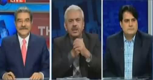 The Reporters (Maryam Nawaz Message To Shahbaz Sharif) – 28th September 2016