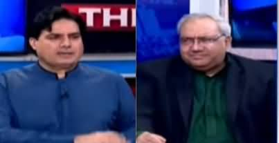 The Reporters (Maryam Nawaz Party Meeting) - 15th September 2021
