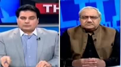 The Reporters (Maryam Ne Shahbaz Ka Mission PDM Veto Kar Dia) - 25th May 2021