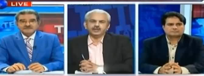 The Reporters (Mir Shakeel ur Rehman Ki Dhamkian) - 26th July 2017